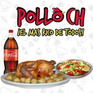 Combo Pollo Ch