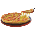 Pizza de Jamon